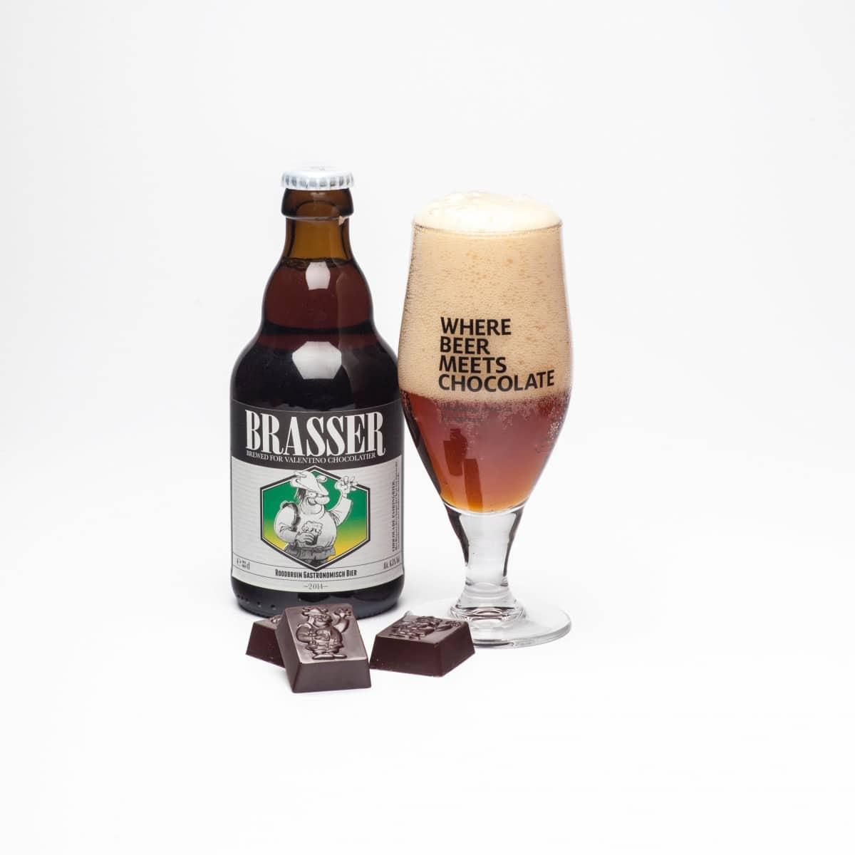 Foodpairing Brasser & Brasserke Fondant