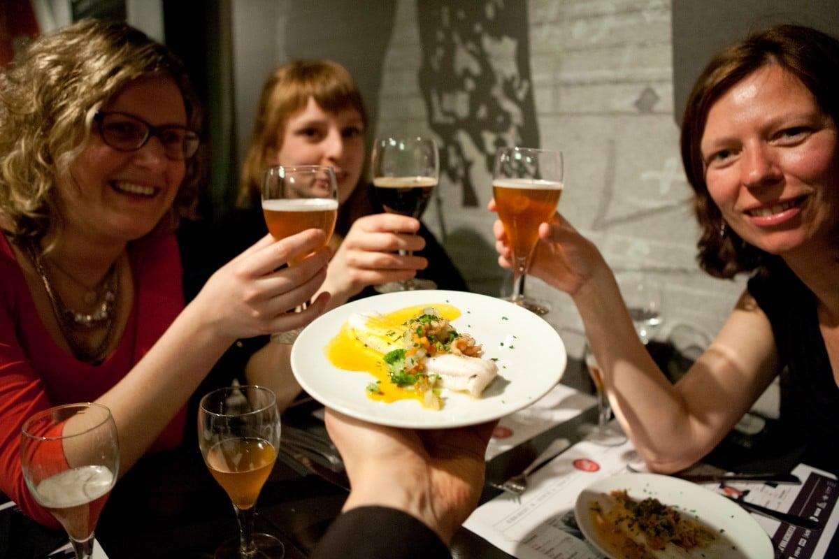 Foodpairing Bier & Noordzeevis - Bière & Poisson de la Mer du Nord 2