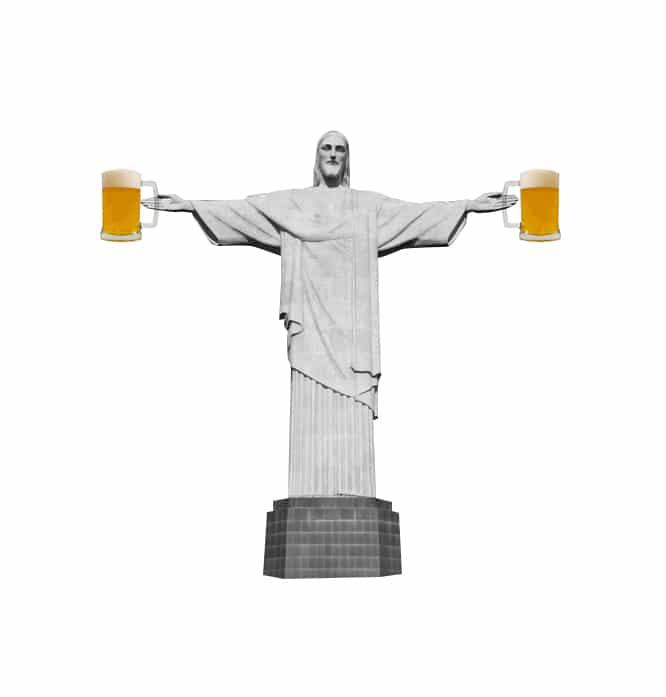 Belgisch Bier in Brazilie - La Bière Belge Star au Brésil 2