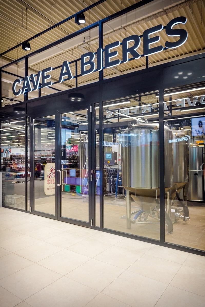 Carrefour lanceert eigen microbrouwerij - Carrefour se lance dans la micro-brasserie 1